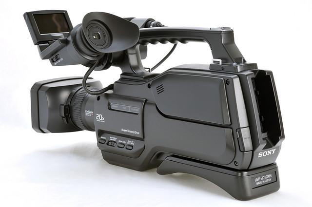 Sony HVR-HD1000E (HVRHD1000E, HVR-HD1000, HVRHD1000) Shoulder ...