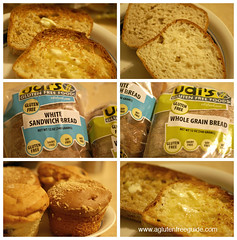 Udis gluten free bread and muffin sampler | by yumcat