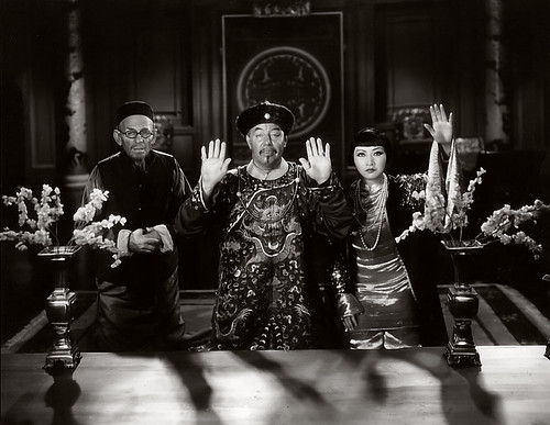 "Anna May Wong in ""Daughter of the Dragon"" 