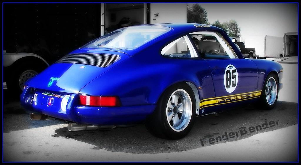 Early Porsche 911 Long Hood Mike Bender Flickr