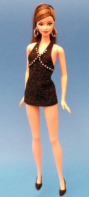 Barbie Sexy Little Black Dress  Prettybrbphoto  Flickr-1613