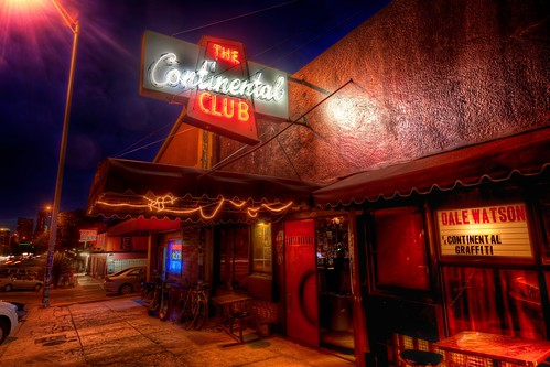 The Continental Club on South Congress in Austin | by Stuck in Customs