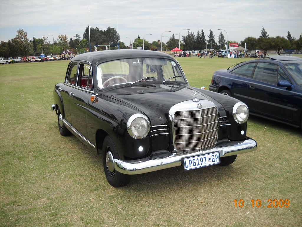 New Mercedes Benz >> Mercedes Benz 1961 190D Ponton | Paul Horn | Flickr