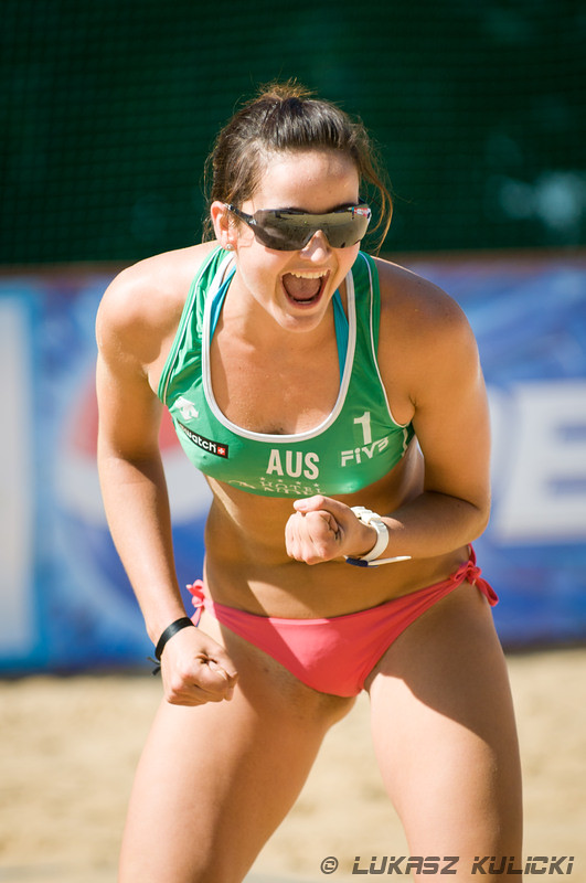 Australian Women S Beach Volleyball