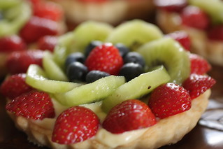 fruit tartelettes | by Madison Bistro