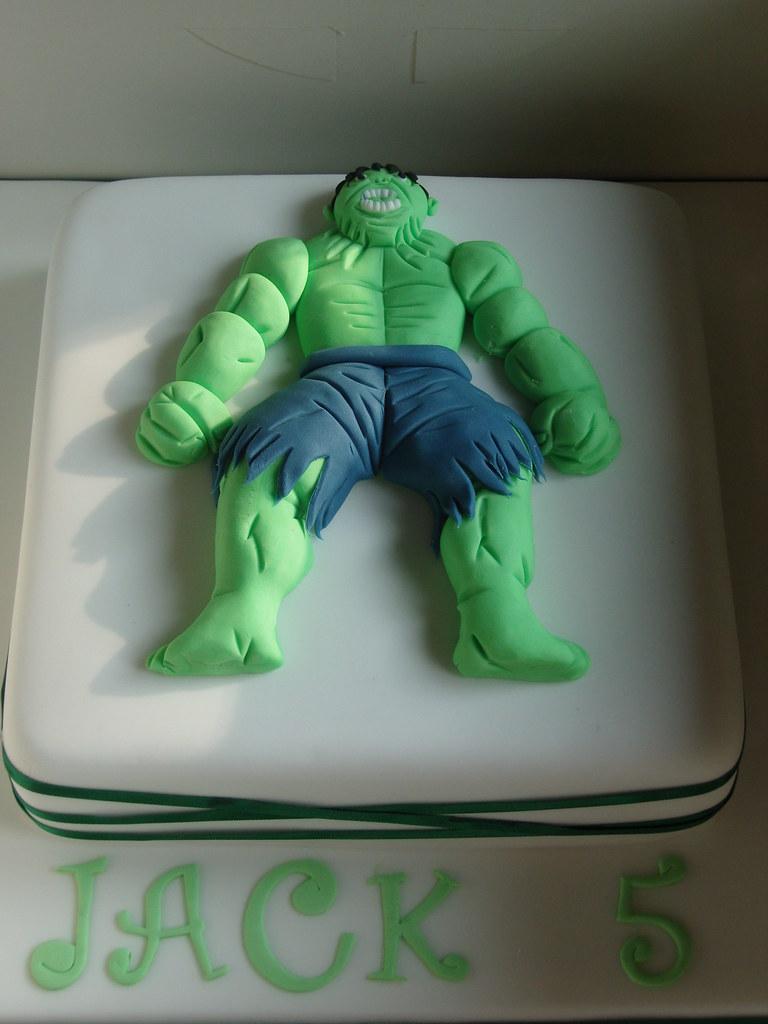 Birthday Cake Hulk
