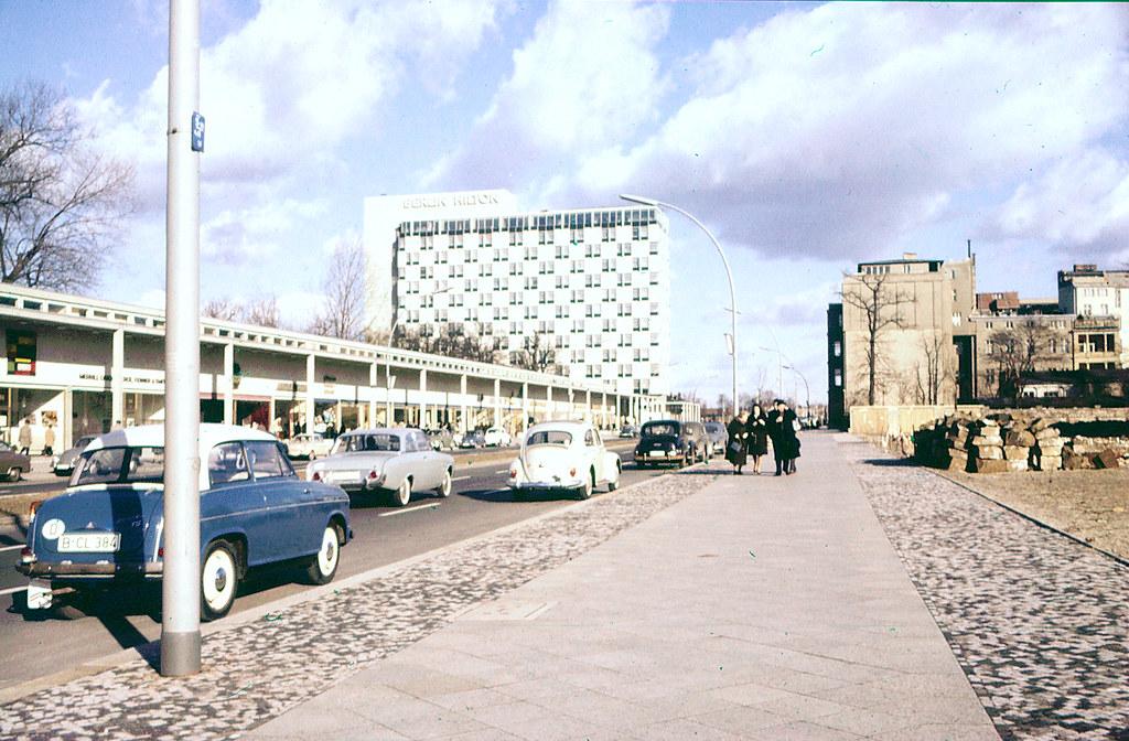Hotel Hilton Berlin Mohrenstrabe