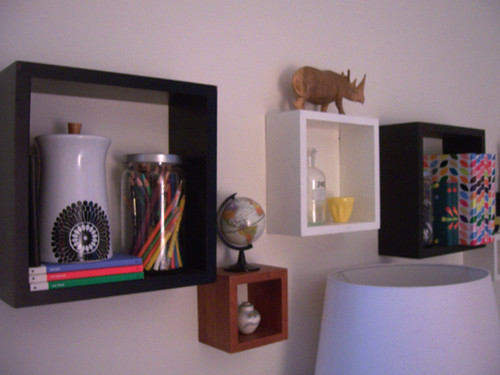 Bedroom Shelves | Awesome Interior