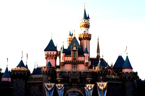 The Disneyland Castle | by Averain