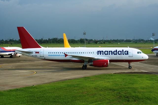 MANDALA 320-200 PK-RML(cn3543)