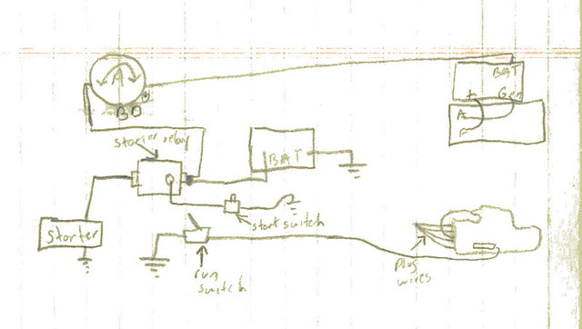 3399316991_8c2785625e_z?zz=1 electrical diagram of our 1940 farmall h my crude drawing flickr farmall h wiring diagram at soozxer.org