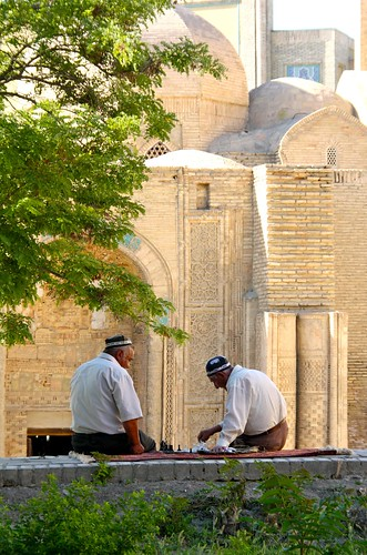 Chess in Bukhara | by eatswords