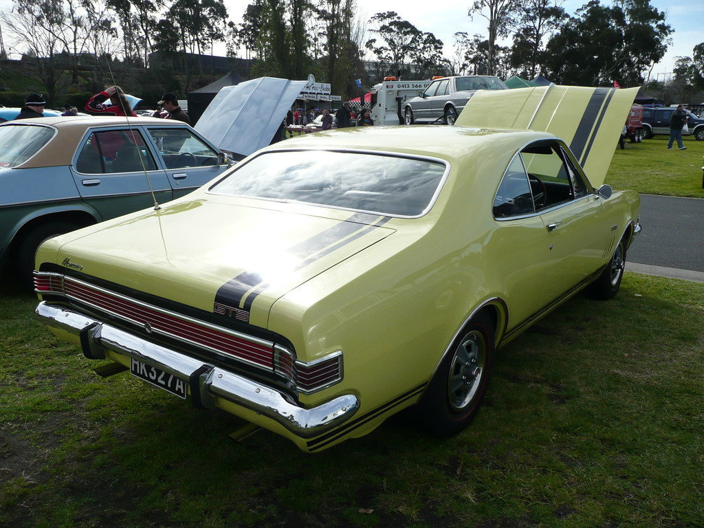 monaro 327 bathurst skelton - photo#9