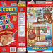 General Mills - French Toast Crunch cereal box -1998
