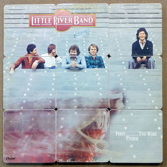 Little River Band First Under The Wire Band Little