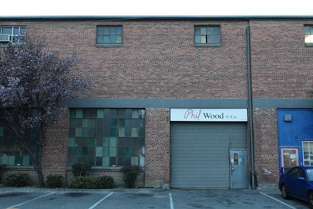 SHOP VISIT:Philwood&co.
