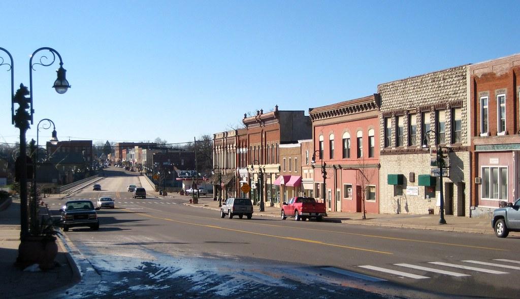 Downtown Grand Ledge | Bridge Street in Grand Ledge