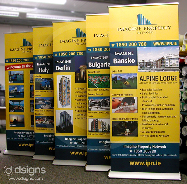 banner stands vancouver | PrintPrint.ca