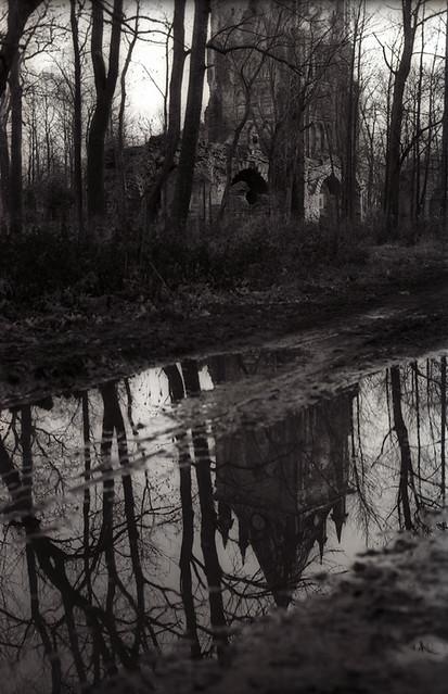 Gothic landscape 2009 yaroslav gerzhedovich flickr for Creepy gothic pictures