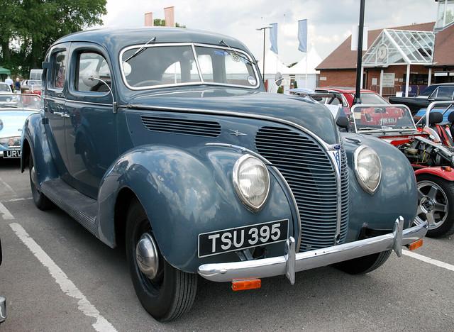 Newbury Classic Car Show