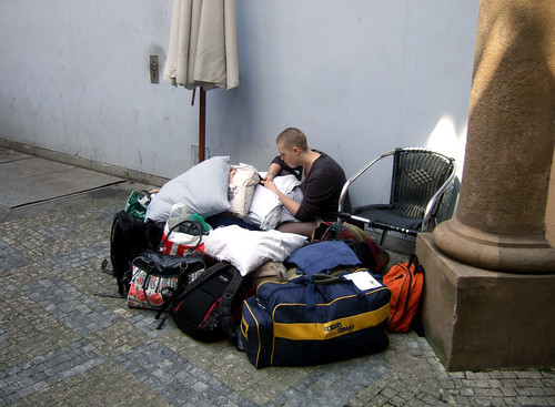Backpackers | by Harald Groven