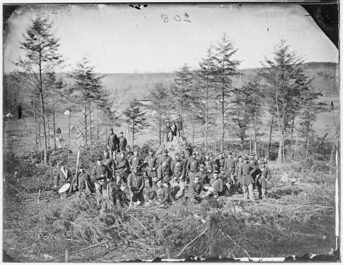 A Company of the 170th New York Infantry | by The U.S. National Archives