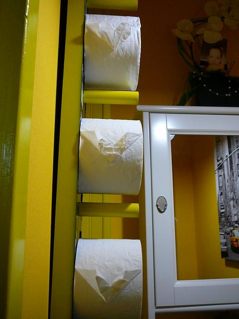 Rouleaux De Papier Toilette Scottex Decor Gentle Clean