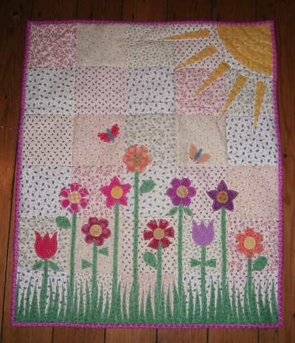 Free Applique Designs For Baby Quilts