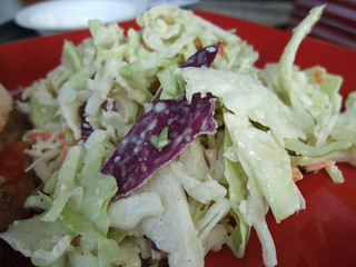 Apple Cole Slaw from Gallo's Tap Room | by swampkitty