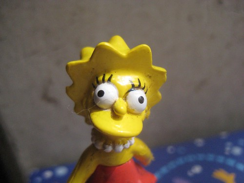 Lisa Simpson 0538 | by Brechtbug