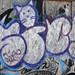Macskagraffiti - Cat graffiti
