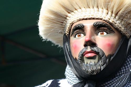 La máscara de la levadura de la yema y el kéfir para los cabellos