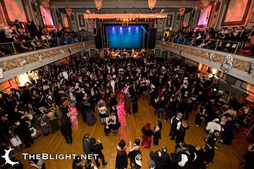 The 9th Annual Edwardian Ball At The Regency Ballroom 200