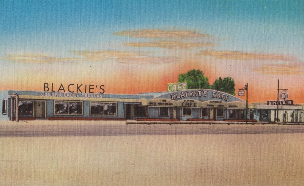 Blackie S Cafe Moriarty New Mexico Blackie S Place 38
