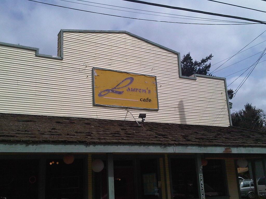 Lauren S Cafe Boonville