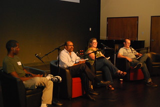 DIY Days Philly 2009: Town Hall Panel | by Kendall Whitehouse