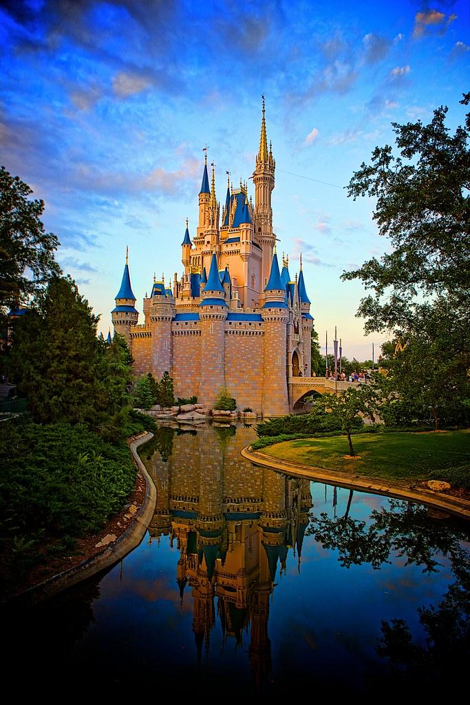 Cinderella Castle Photography Cinderella's Castle | by