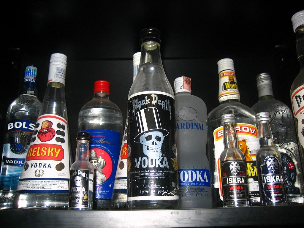 Bols Relsky Black Iskra Cardinal Vodka Check Out Flickr