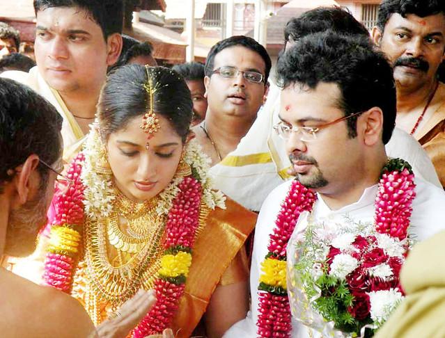 Celebrities Kavya Madhavan New: Actress Kavya Madhavan Nishal Chandran Wedding Marriage Re