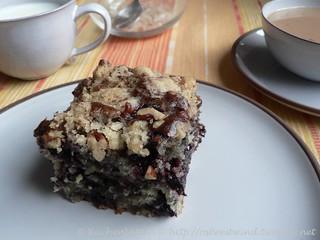 Blueberry Crumb Cake 002