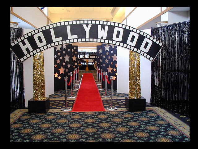Hollywood Theme Entrance The Prop Factory Flickr