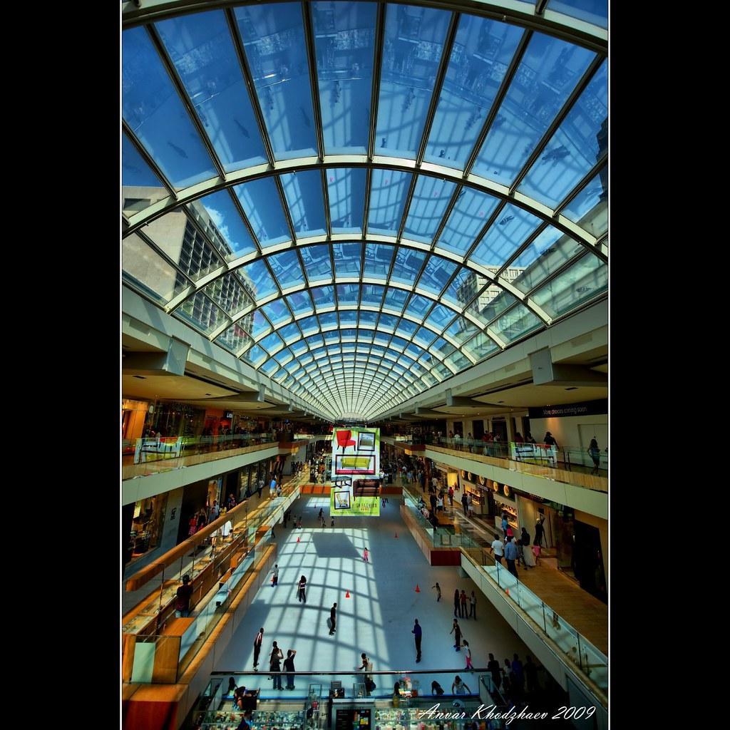 Galleria Mall Houston: GALLERIA MALL (102F OUTSIDE)