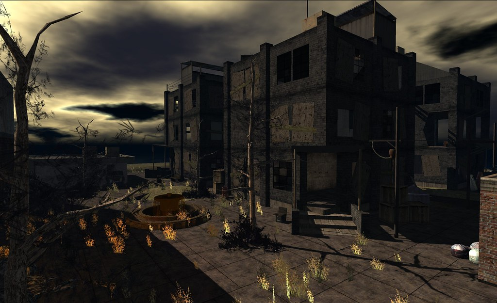 District 13 A Urban Wasteland Roleplay A New Wasteland