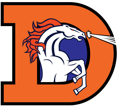 Bronco Logo Old This Is An Adaptation Of The Denver