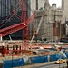Progress at Ground Zero 9-11
