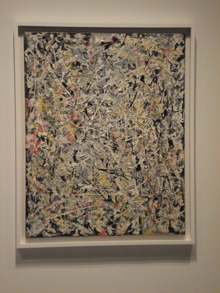"white light by jackson pollock essay One of my favorite is jackson pollock ""jackson pollack was an american artist who had an important influence on ""white light"" by jackson pollock."