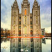 Mormon's Temple, Salt Lake City