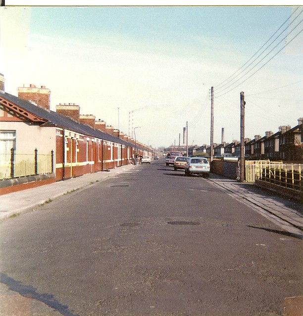 Ringsend Park Cottages Ringsend Dublin As Kids We Used
