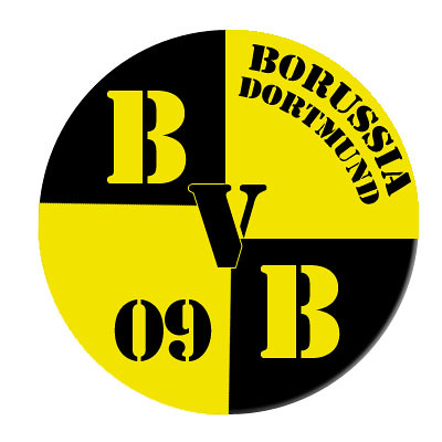 Outlines Bvb Logo Www Picturesso Com