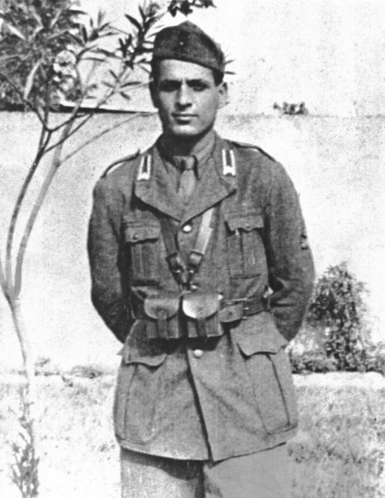 Dad WW2 Italian Soldier | My father was drafted into ...